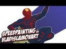 SPIDER-MAN UNLIMITED | НЕПОБЕДИМЫЙ ЧЕЛОВЕК-ПАУК | SPEEDPAINTING BY VLADISLAMOVART