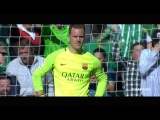Marc Andre Ter Stegen Vs Real Betis (Away) 2016-17 HD 720p50fps