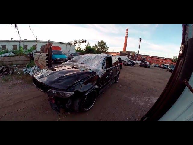 BMW X5 E53 Hamann тюнинг дороже машины