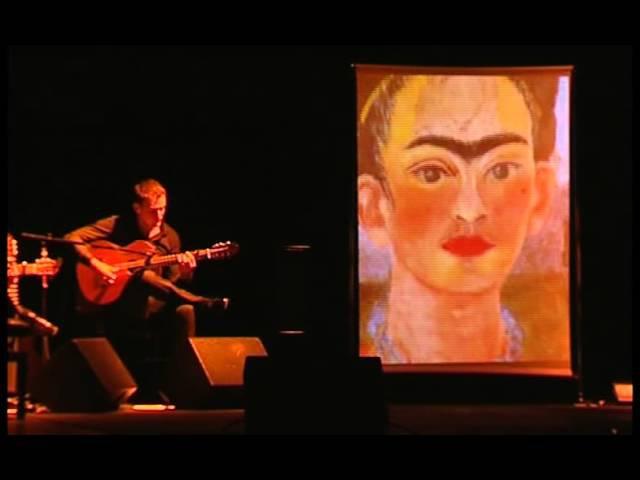Bulerias por Taranto by Vladimir Slobodin (from Frida - performance flamenco)
