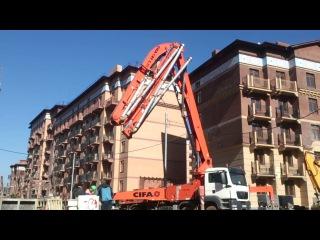 Аренда бетононасоса бетон Киевская область, Киев