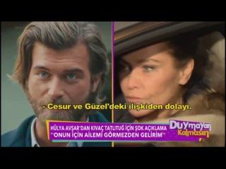Duymayan kalmasın / Hülya Avşar röportaj