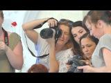 1 день Мастер класс Ирины Недялковой. Фотостудия K2