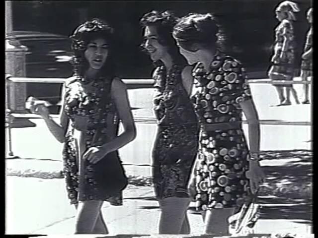 Документальный фильм Перегон / 1967 год / КБР, нагорные пастбища