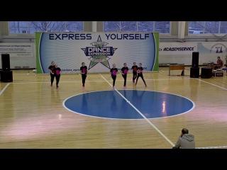 PLAY - III МЕСТО - ЧИР ХИП-ХОП ГРУППА (ДЕТИ 8-11 ЛЕТ) - ЧЕМПИОНАТ DANCE EXPRESSION 2016