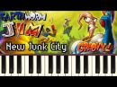 New Junk City - Earthworm Jim [Synthesia]