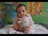 Распаковка куклы реборн Reborn baby Box Opening Natali Blick Tiffany