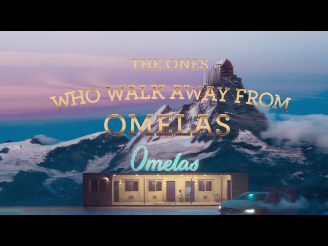 BTS   The Ones Who Walk Away from Omelas : A Short Story