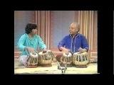 Allah Rakha &amp Zakir Hussain Live Jugalbandi (BBC)