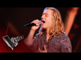 Jack Bruley performs 'Tennessee Whiskey' Blind Auditions 4 The Voice UK 2017