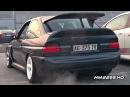 Ford Escort RS Cosworth Turbo Anti Lag Backfiring