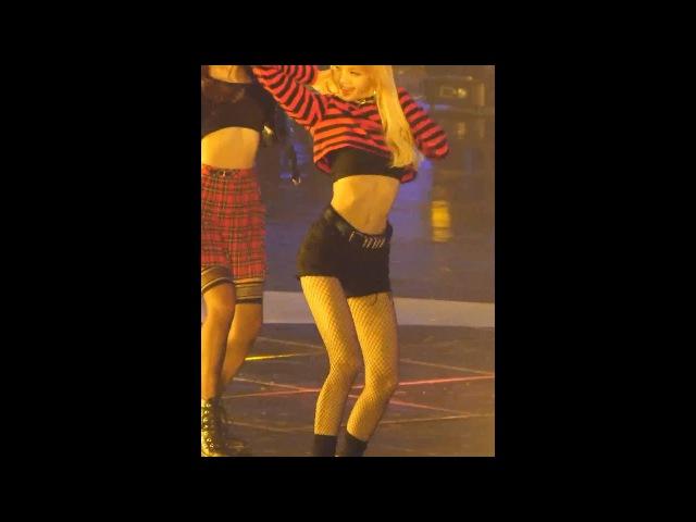 161226 블랙핑크 (BLACKPINK) OPENING SHOW [리사] LISA 직캠 Fancam (2016 가요대전) by Mera