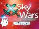 SkyWars Изи катка VimeWorld Minecraft Game раздача лицензионых аккаунтов MINECRAFT 2016.07.21
