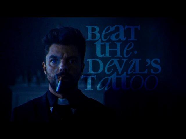 Preacher; beat the devil's tattoo