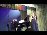 Концерт Дарьи Тарасенко, Елены Гончаровой