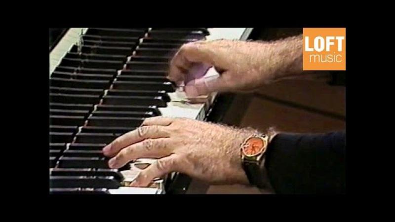 Friedrich Gulda plays Gulda: Aria (Solo Version) - 1990