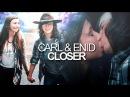 TWD Carl Enid Closer