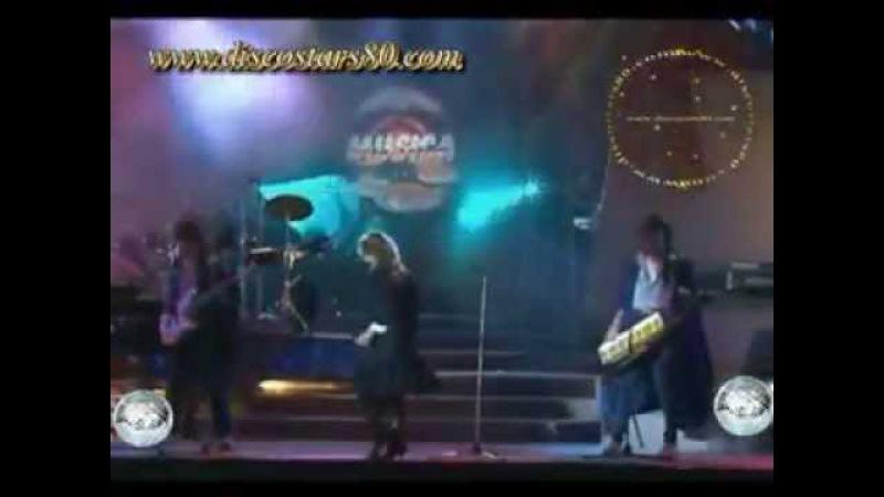 Sandra - Maria Magdalena In The Heat Of the night (Boun Ano Musica, Italy 02/12/1985)