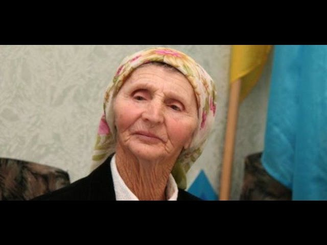 Веджие Кашка большое мужество маленькой женщины