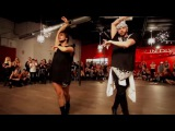 Brian Friedman & Yanis Marshall High Heels Britney Spears - Change Your Mind (No Seas Cortees)