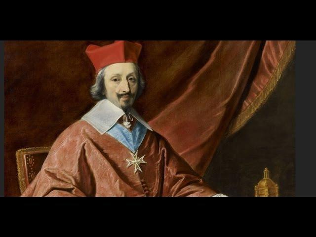 Анна и кардиналы. Ришелье.