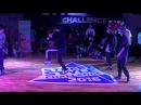 Street Style Challenge Battle 2016 - HIP-HOP 3x3 - 1/2 FINAL - КД Коньяк vs Pushka crew