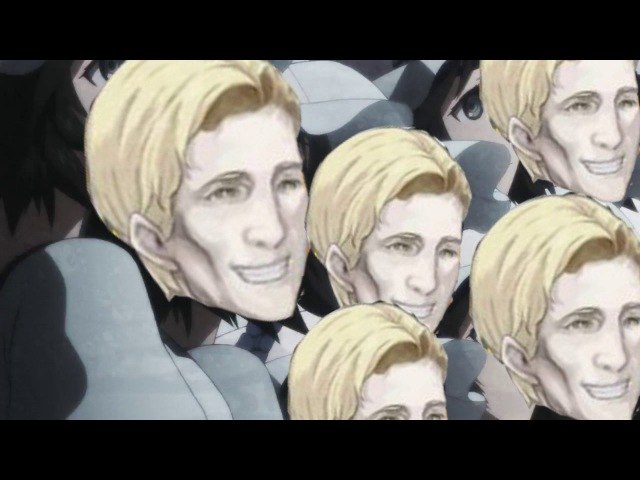 Steins;Gate: Hacking to the Gate except everyone is replaced with Leskinen