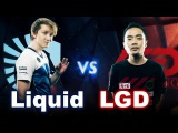 Team Liquid vs LGD - THATS GG! EPIC Manila Major Dota 2