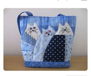2d170eb58f41 Джинсовые сумки своими руками. | ВКонтакте
