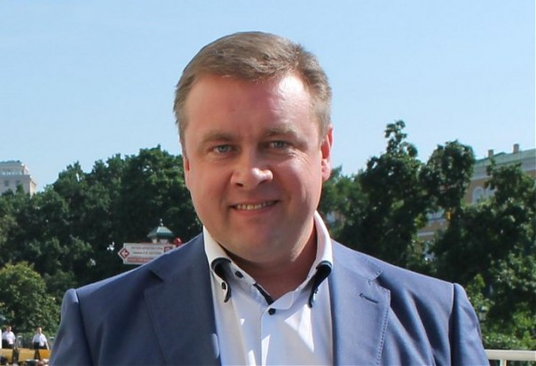 Николай Любимов (врио губернатора Рязанской области ...