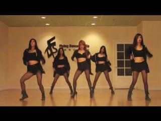 Jiyeon (T-ARA) - Never Ever (1MIN 1SEC) KPOP dance cover by Flying Dance Studios