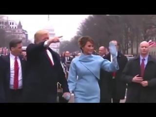 Протезы у телохранителя Трампа