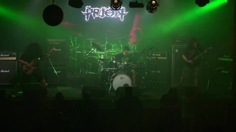 PRION - This Is How Argentina Bled (Live At Roxy, Argentina, 2013) (vk.com/afonya_drug)