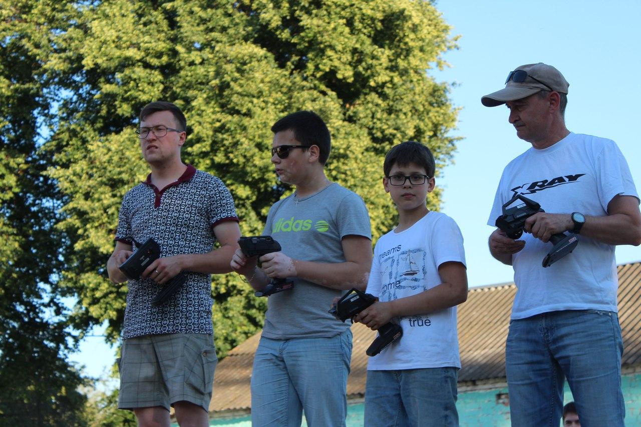 Кирилл Шалыгин выиграл 2 этап Летнего Кубка Орла по автомодельному спорту
