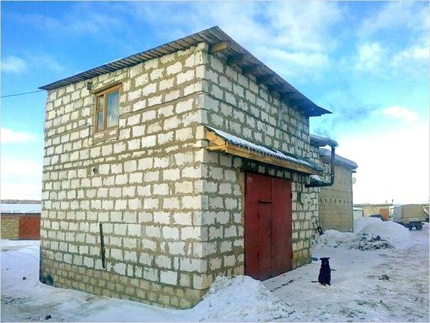 Строительство двухэтажного сарая своими руками