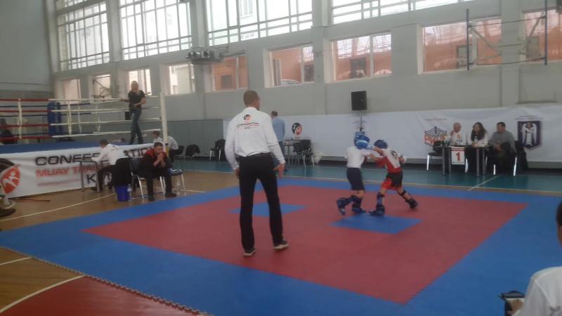 Київ WTKA фінал лоу-лайт 12,02,17