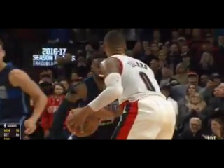 this Wes Matthews defense on the final possession was incredible