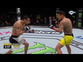 Rafael Dos Anjos vs. Tony Ferguson Highlights