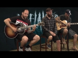 In Flames - Through Oblivion (Live Acoustic At iRockRadio.com)