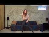Девушка красиво танцует под разные стили музыки vol.2