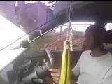 Когда батя дал посидеть в машине