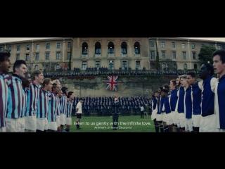 Песня, созданная из строк 14 национальных гимнов