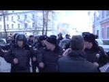 ЗАДЕРЖАНИЕ Навального на митинге Он вам не Димон Москва более подробное видео