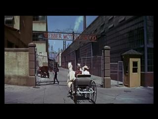 Большие гонки (США, 1965) комедия, Джек Леммон, Тони Кертис, советский дубляж без вставок закадрового перевода