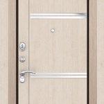 сколько стоит вставить металлическую дверь