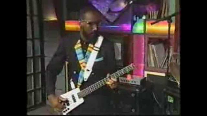 Jamaaladeen Tacuma VH1