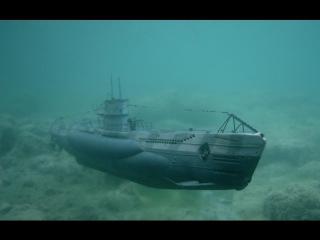 Серые волки Гитлера.Тайна гибели немецкой неуязвимой субмарины U-352.Роковая ошибка капитана