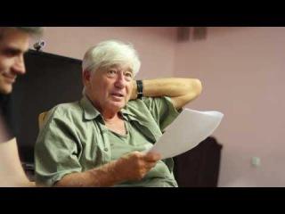 Александр Жолковский в Creative Writing School