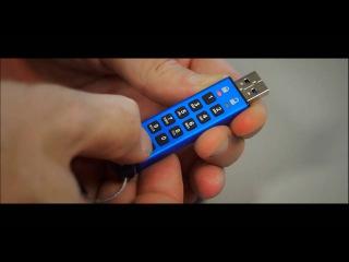 DataTraveler 2000: USB с шифрованием