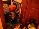Замена сливного насоса в стиральной машине Бош.